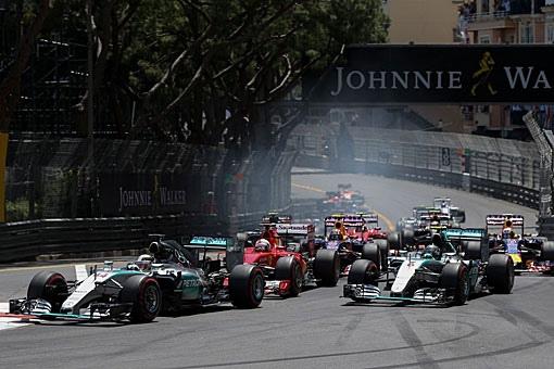 2015 F1摩納哥站-1