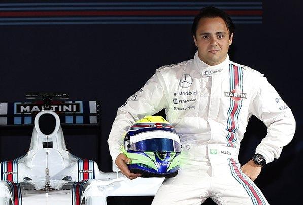 2015 F1奧地利站季軍-Felipe Massa