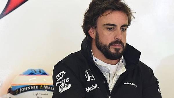 McLaren車手 Fernando Alonso