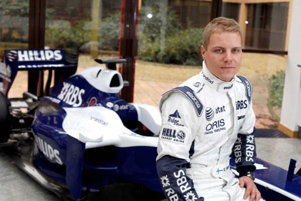 Willams車手Valtteri Bottas
