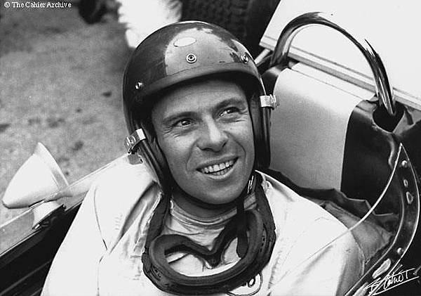 F1史上最偉大車手-Jim Clark