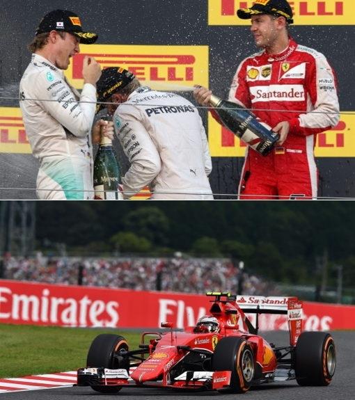 2015 F1日本站-2