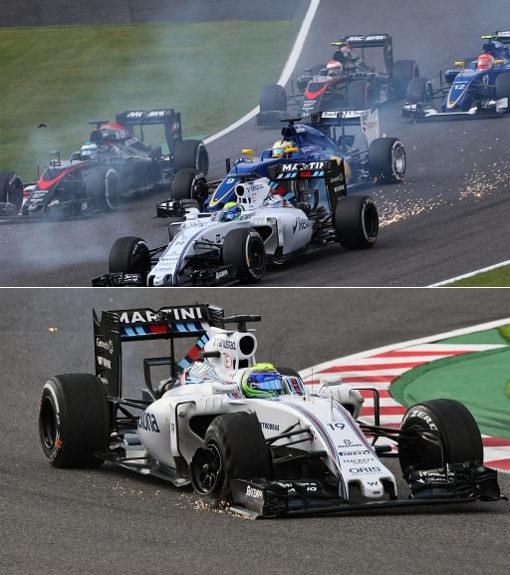 2015 F1日本站-1