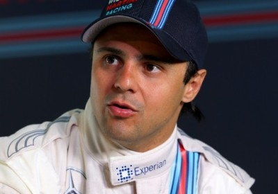 Williams車手Felipe Massa