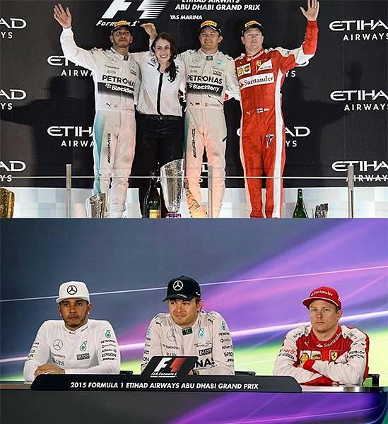 2015 F1阿布達比站-2
