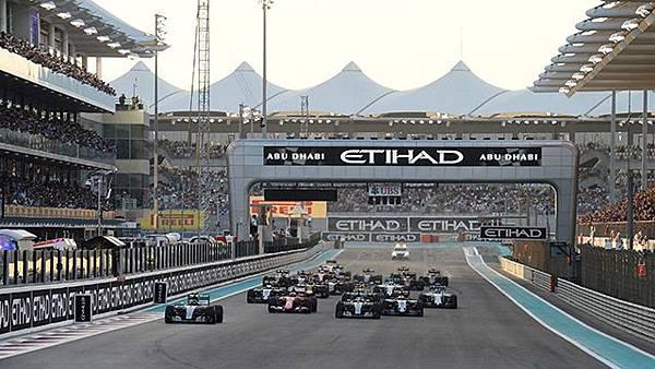 2015 F1阿布達比站-1