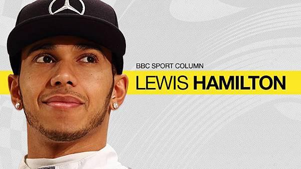 2015 F1車手世界冠軍-Lewis Hamilton