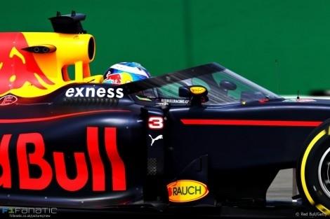 F1新安全裝置-飛行屏風(Aeroscreen)