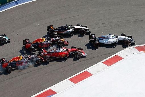 2016 F1俄羅斯站-3