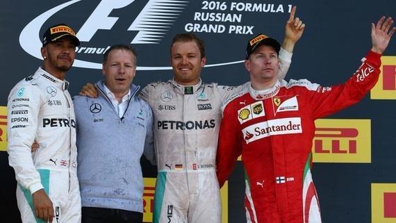 2016 F1俄羅斯站-2