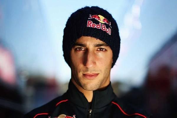 Red Bull車手-Daniel Ricciardo
