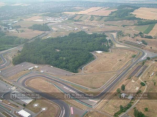 F1第二難跑的Hungaroring賽道