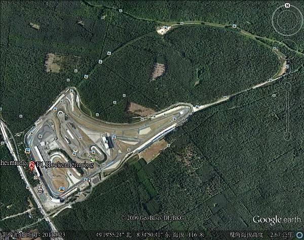 歷史悠久的Hockenheimring賽道
