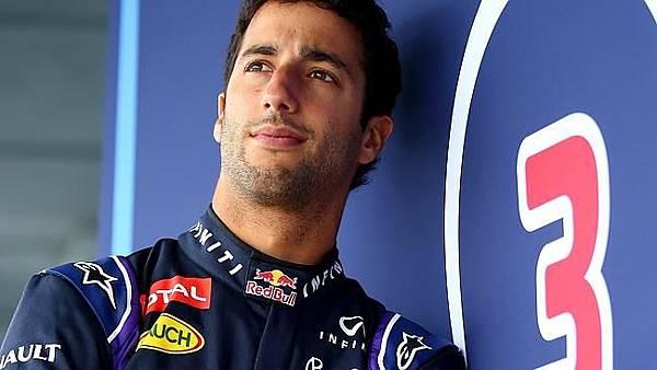 Red Bull車手 Daniel Ricciardo