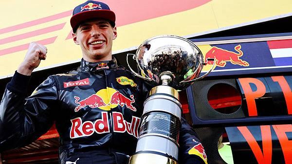 Red Bull車手 Max Verstappen