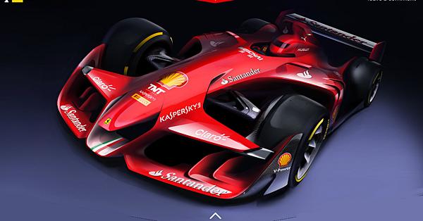 2017 F1 Ferrari車隊新戰車-2