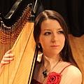英國著名豎琴音樂家Amy Turk-1