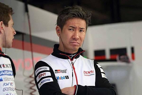 日本前F1車手-小林可夢偉