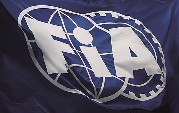 越看越噁心的FIA會旗