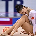 中國韻律體操女神-張豆豆