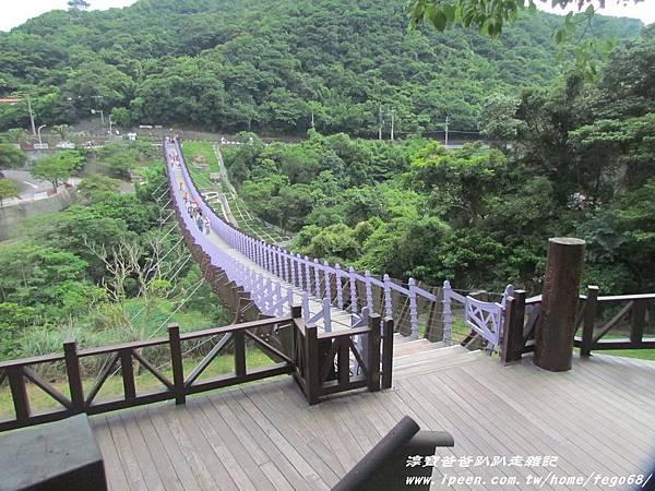 碧山嚴 白石湖吊橋15.JPG