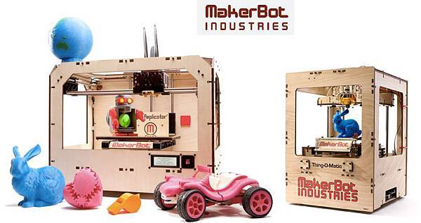 Makerbot-BusinessUnusualMakerBotEpisode434