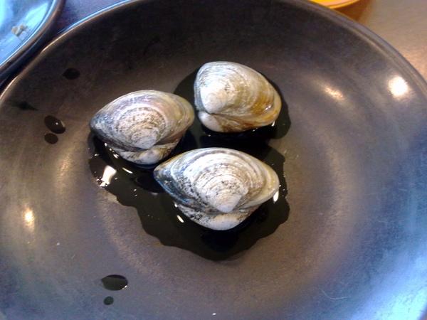 0605食記-蛤蠣