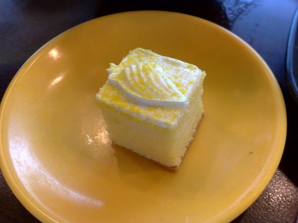 0605食記-奶油蛋糕