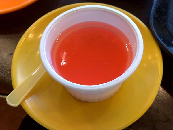0605食記-草莓果凍
