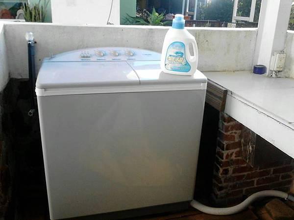 洗衣機&脫衣機