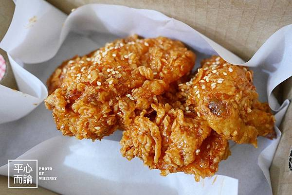 肯德基醬香酸甜風味炸雞&蘭姆醺萄蛋撻 (1)