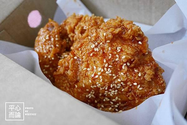 肯德基醬香酸甜風味炸雞&蘭姆醺萄蛋撻 (2)