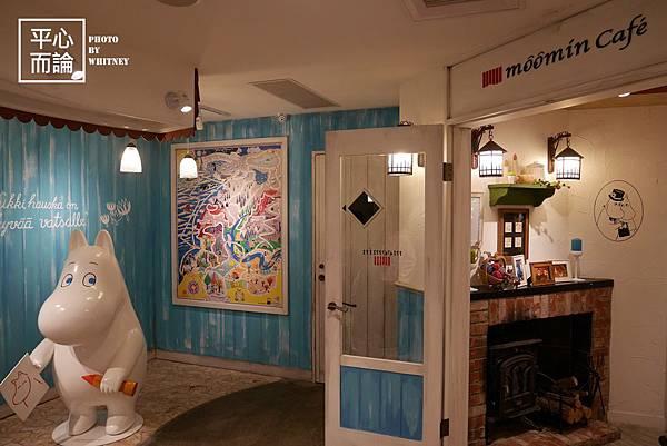 Moomin Café 嚕嚕米主題餐廳 (1)