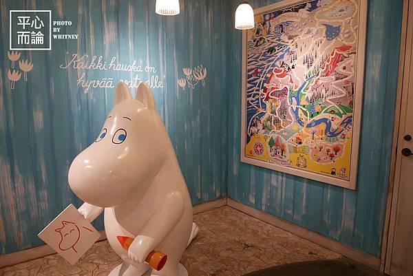 Moomin Café 嚕嚕米主題餐廳 (2)