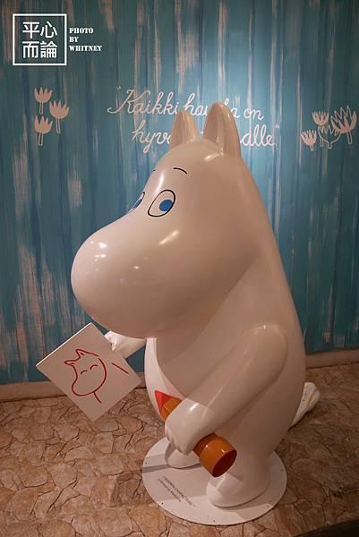 Moomin Café 嚕嚕米主題餐廳 (4)