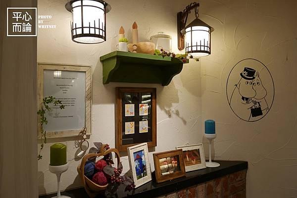 Moomin Café 嚕嚕米主題餐廳 (3)