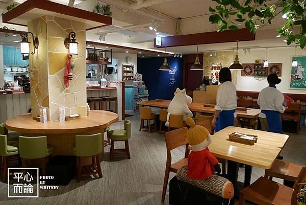 Moomin Café 嚕嚕米主題餐廳 (9)