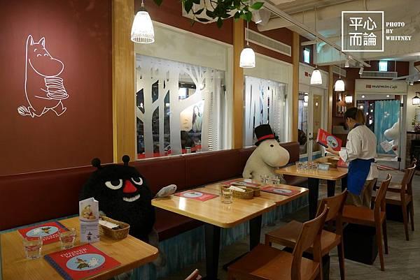 Moomin Café 嚕嚕米主題餐廳 (11)