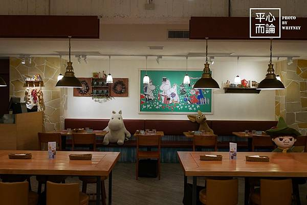 Moomin Café 嚕嚕米主題餐廳 (12)