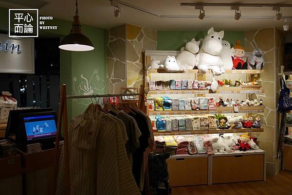 Moomin Café 嚕嚕米主題餐廳 (13)