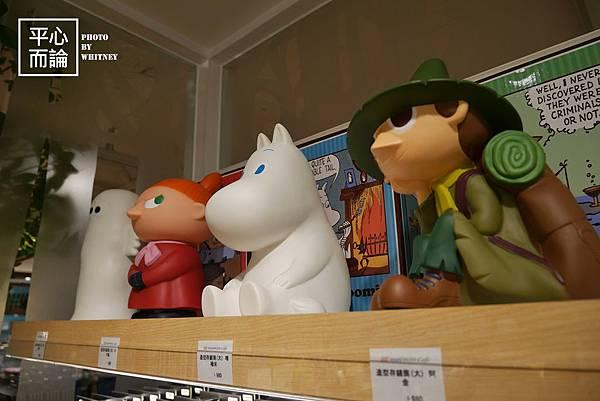 Moomin Café 嚕嚕米主題餐廳 (14)