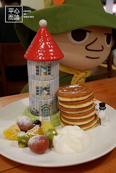Moomin Café 嚕嚕米主題餐廳 (20)