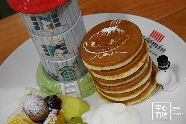 Moomin Café 嚕嚕米主題餐廳 (21)
