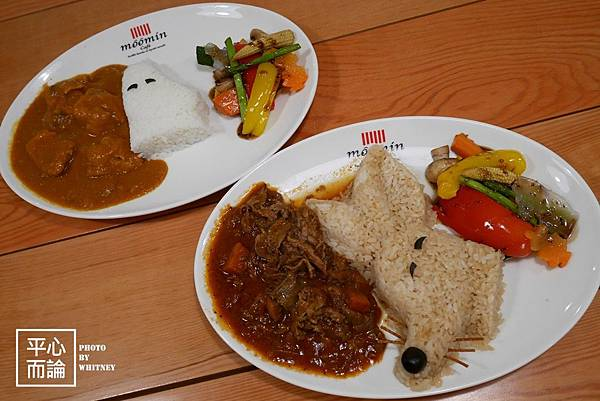 Moomin Café 嚕嚕米主題餐廳 (22)