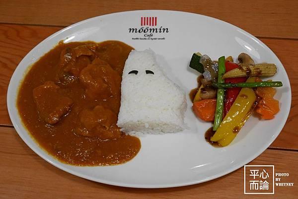 Moomin Café 嚕嚕米主題餐廳 (23)