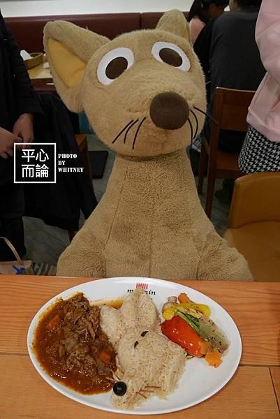 Moomin Café 嚕嚕米主題餐廳 (25)