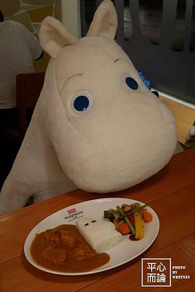 Moomin Café 嚕嚕米主題餐廳 (26)