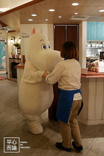 Moomin Café 嚕嚕米主題餐廳 (30)