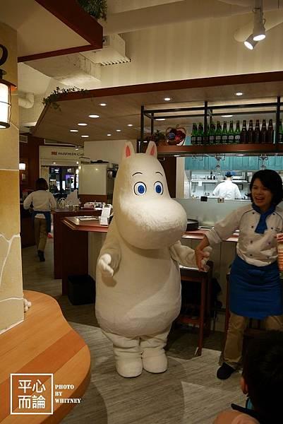 Moomin Café 嚕嚕米主題餐廳 (31)