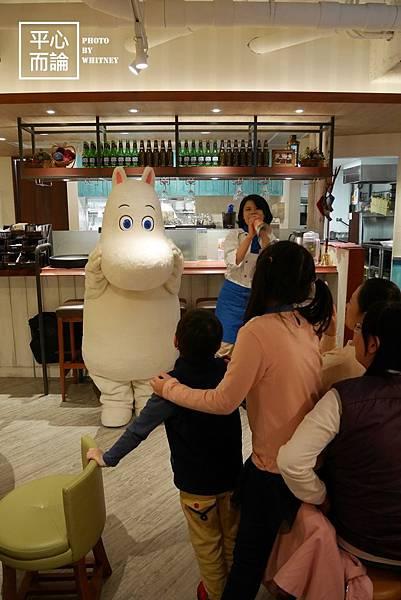 Moomin Café 嚕嚕米主題餐廳 (32)